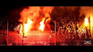 Обзор трибун.Фанаты Зенита в Туле 2016. Арсенал-Зенит 0:5