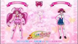 星空みゆき(キュアハッピー) & 日野あかね(キュアサニー)の歌♪「スマイ...