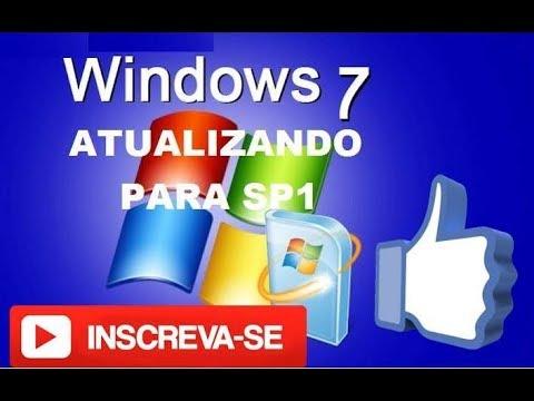 Como Atualizar O Windows 7 Para SP1 ( Service Pack 1 )