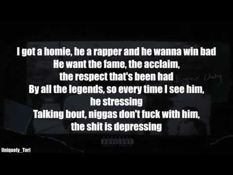 J Cole - False Prophets (Be Like This)  Lyrics