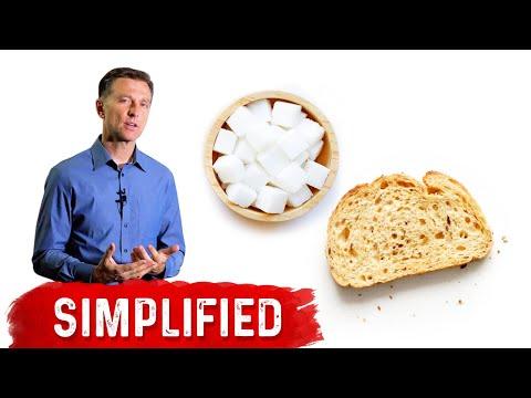 Carbs vs. Sugar Clarified
