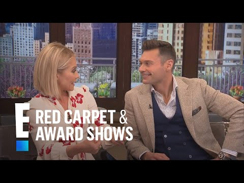 """Kelly Ripa Rates Ryan Seacrest's Debut on """"Live!"""" 