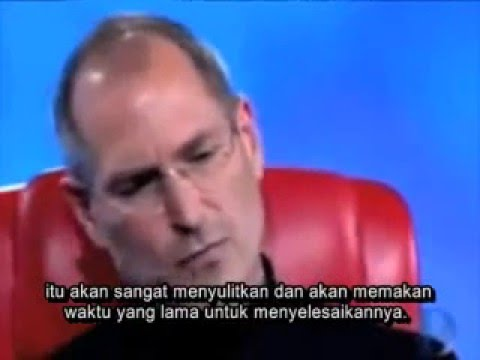 riwayat Trans TV biografi steve jobs