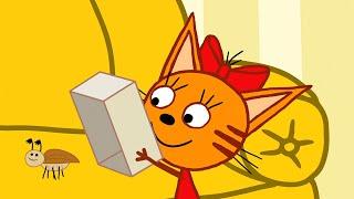 Три кота | Майский Жук | Серия 127 | Мультфильмы для детей