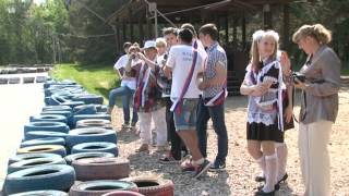 Последний звонок для школьников Серпуховского района(, 2015-05-28T12:23:01.000Z)