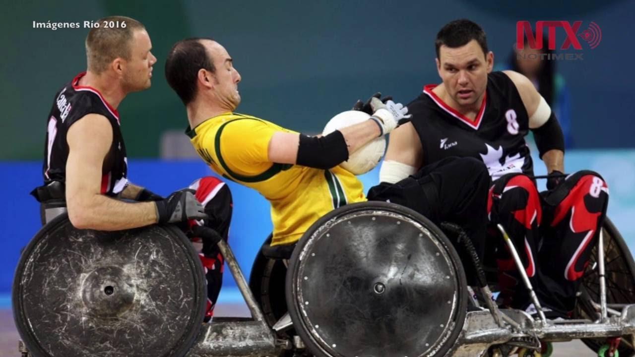Rugby en silla de ruedas Juegos Paralmpicos Ro 2016