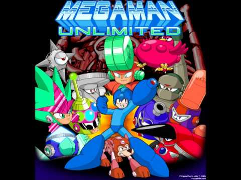 Mega Man Unlimited OST 011 - Wings Cut Through the Night (Jet Man Stage)