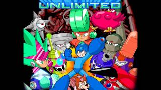 Mega Man Unlimited OST 011 - Wings Cut Through the Night (Jet …