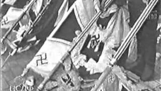 Парад победы 1945 г. в Москве (черно-белый)