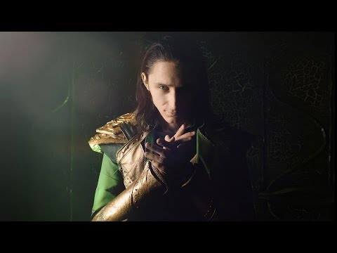 Speed Retouch Loki Marvel Avengers