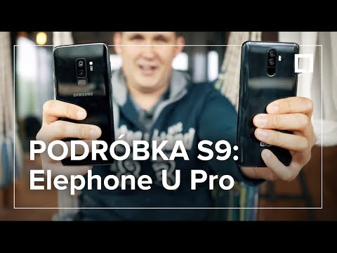 PODRÓBKA Galaxy S9!