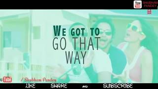Ale || lyrics WhatsApp status video || Golmaal 3 ||