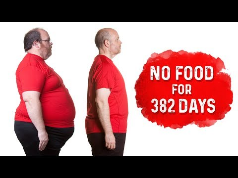 The True Story of a Man Who Survived Without Eating for 382 Days