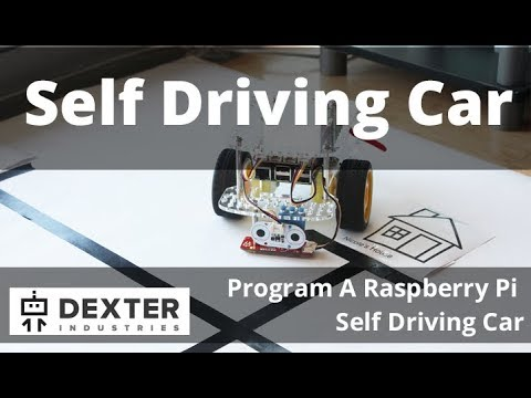 Raspberry Pi  Self Driving Car