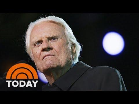 Evangelist Preacher Billy Graham Has Died At Age 99 | TODAY