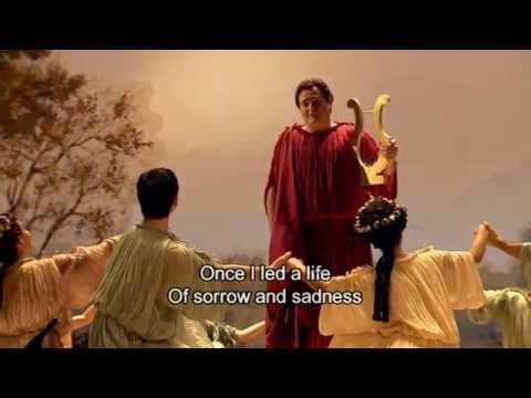 Vi ricorda, o boschi ombrosi - L'Orfeo - Claudio Monteverdi