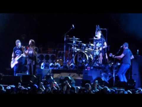 Pearl Jam - Inside Job - Wrigley Field, Chicago - 20th August 2016