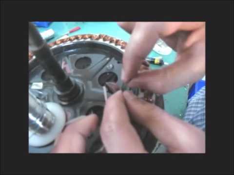 Motor Hall Sensor Replacement