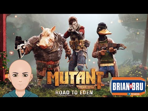 Mutant Year Zero - Road to Eden - PC HD Gameplay 60fps |