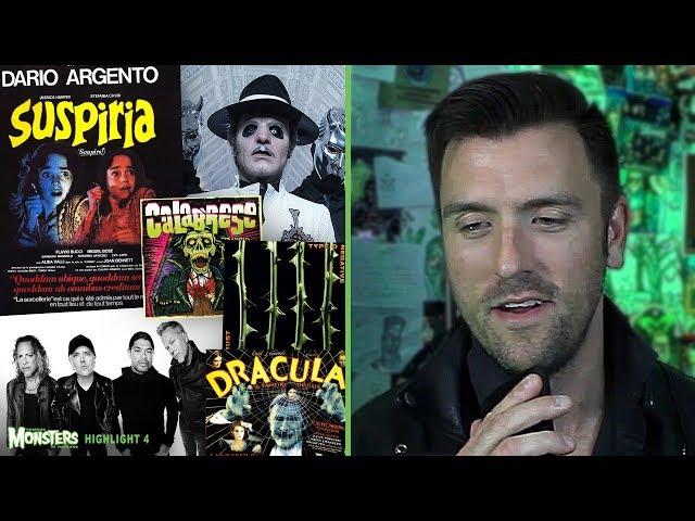 Favorite Horror Movie, Universal Monster, Calabrese Album, & More! | FMM Highlight 4