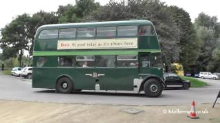 3rd Leeds Classic Bus RunDay 21 August 2016