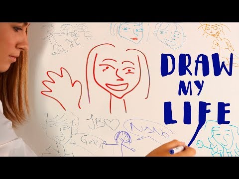 Draw My Life  Carlota Boza