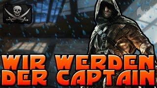 WIR WERDEN DER CAPTAIN! - ♠ BLACKWAKE ♠ - Let's Play Blackwake - Dhalucard