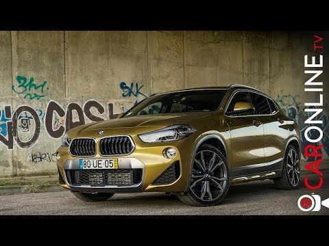 NOVO!  BMW X2 2018 - Primeiro Ensaio! [Review Portugal]