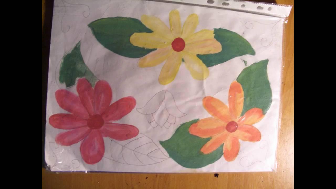 Детские рисунки своими руками фото