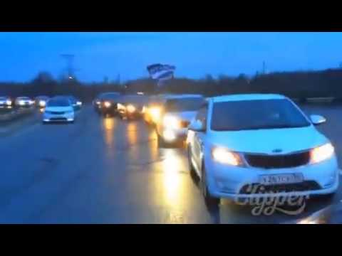 На трассе Тюмень - Екатеринбург пошел на слепой обгон под песню .