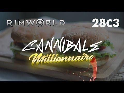 [28C3] Écouter les abonnés. Rimworld - Le Cannibale millionnaire