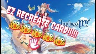 Laplace M - How to ReCreate Card? EZ watch this #Laplacem
