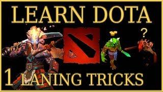 Learn Dota Episode 1: Laning & Last Hit Tricks MP3