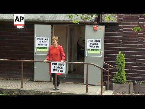 Scotland's First Minister