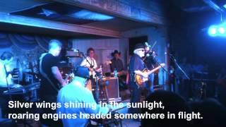Merle Haggard at Gruene Hall, New Braunfels TX, June 21, 2013