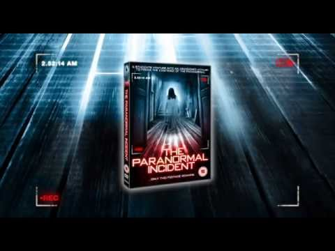 The Paranormal Incident - Trailer