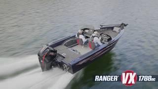 Ranger Aluminum VX1788DC Deep V On-Water Footage