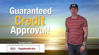 Fayetteville Kia - Its the huge Kickoff Event!