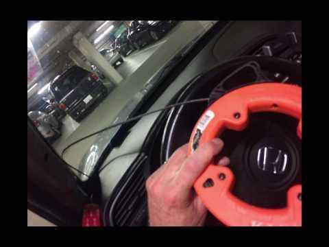 Install Viofo Dashcam A119S In Honda S2000 - Hardwire