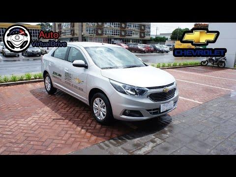 Avaliação Novo Chevrolet Cobalt 1.8 LTZ - AutoVirtualDrive