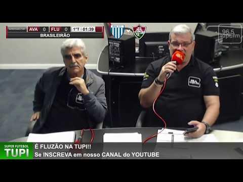 Avaí x Fluminense - 36ª RODADA - Campeonato Brasileiro - 01/12/2019 - AO VIVO
