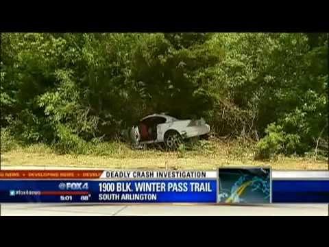 Arlington wreck kills one