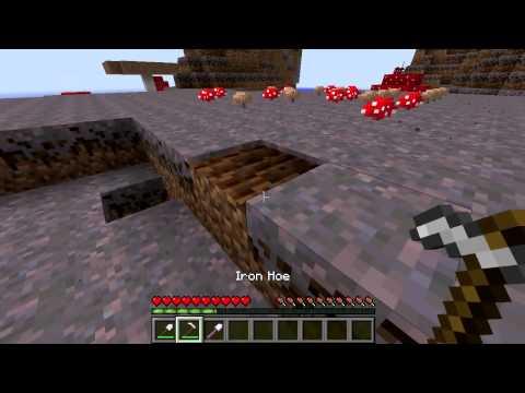 Minecraft Blocks & Items: Mycelium