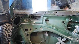 Tuto: Comment déposer vitre et lève-vitre d'un Citroën Berlingo