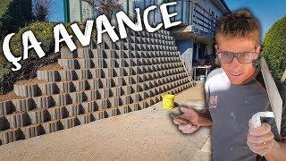 À FOND PARTOUT  - Passion Rénovation Ep29 -  construction maison travaux DIY