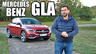 Mercedes-Benz GLA 2020 - mały, ale duży (PL) - test i jazda próbna