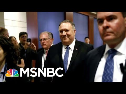 Joe On Mike Pompeo: You Can't Play President Donald Trump's Game | Morning Joe | MSNBC