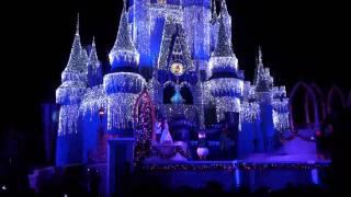 WDW マジック・キングダム 「Cinderella's Holiday Wish」(2009.12.1)撮...