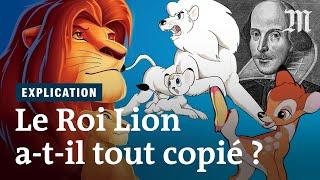 Le Roi Lion : quelles sont les inspirations du film culte de Disney ? Video