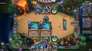 Hearthstone WW: WILD Kingsbane Rogue vs Tess Rogue